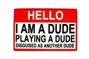Hello I am a Dude