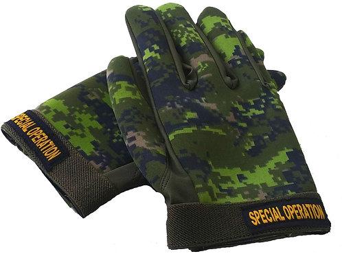 SGS Digital Neoprene Gloves