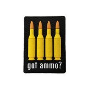 Got Ammo .223 Cal