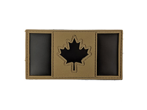 TIC IR Canadian Rubber Flag