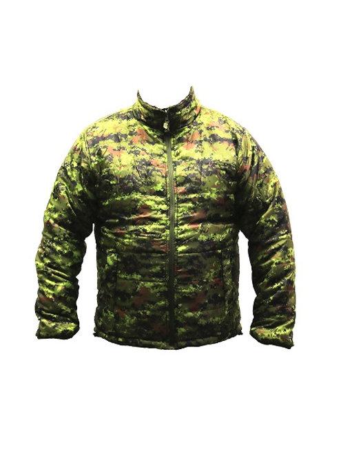 SGS Canadian Digital/ Olive Reversible Jacket