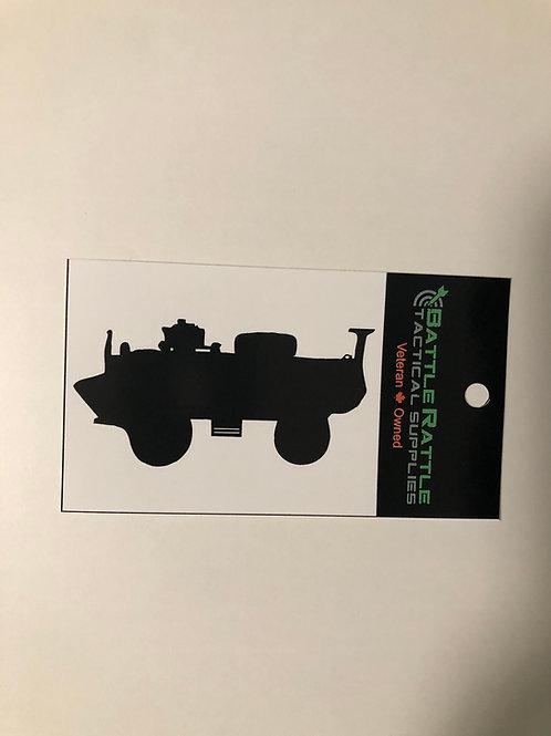 TAPV Sticker