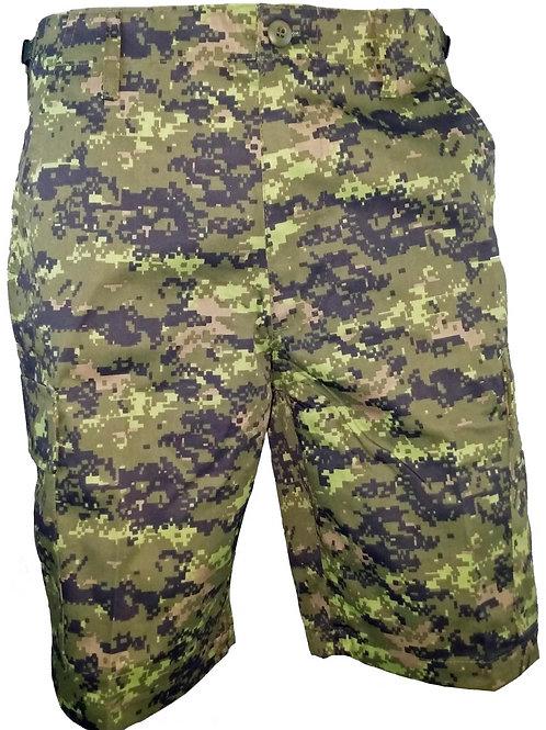 SGS Canadian Digital Burmuda Shorts