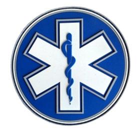 EMS Emblem Patch