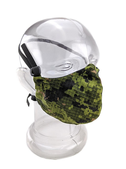 Tactical Innovations Premium GEN 2 Face Mask - Reusable 2-Ply Fabric