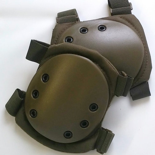 Olive Tactical Knee Pads