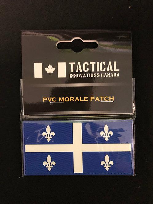 TIC Quebec Flag Velcro Patch