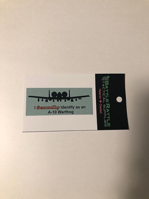 A-10 Sticker