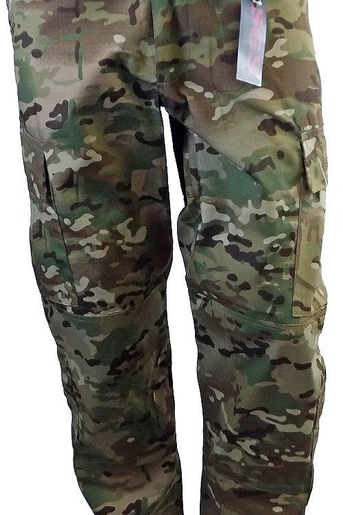 SGS ACU Multicam Combat Pants
