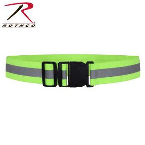 Rothco Reflective Elastic PT Physical Training Belt