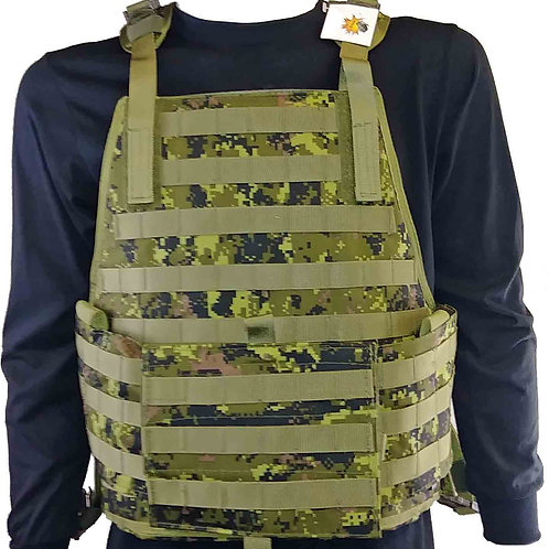 Digital Molle System Tactical Vest