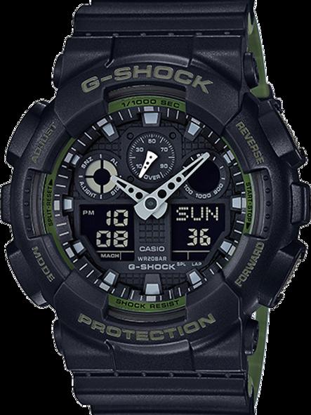 G-Shock GA100L-1A