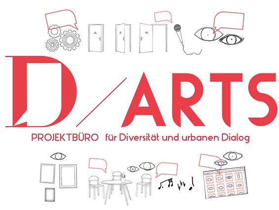 d_arts programmheft_brunnenpassage_print