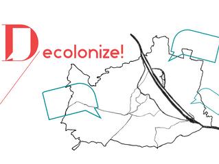 D/ecolonize! - Der Spaziergang als kollektiver Weg des Verlernens