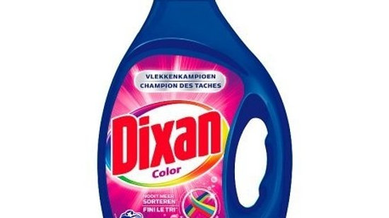 Dixan gel color