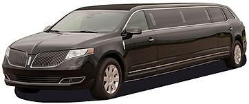 Black MKT Limousine