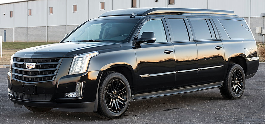 Escalade Stretch Diplomat Suv for sale