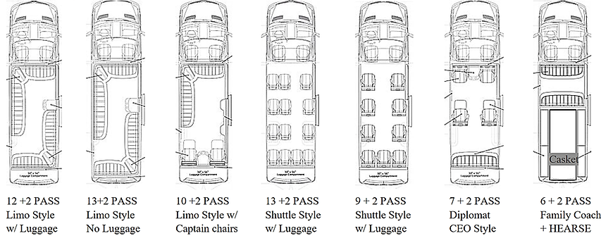 Limo Sprinter & Shuttle