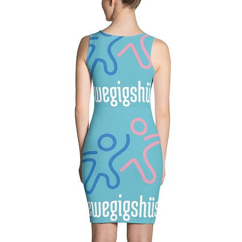 Sublimation Cut & Sew Dress mit Logo