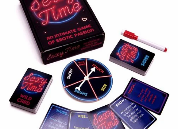 SEXY TIME GAME