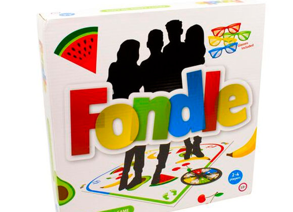 FONDLE PARTY GAME