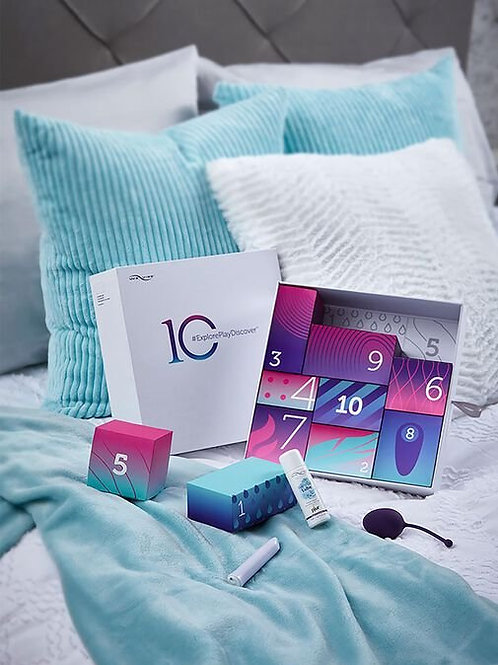 WE-VIBE & WOMANIZER DISCOVER GIFT BOX
