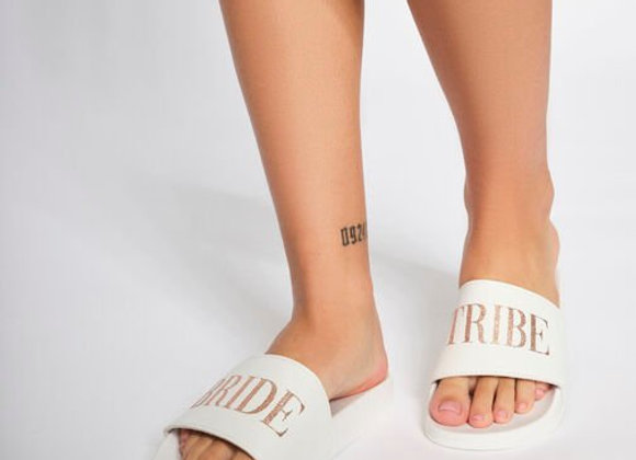 BRIDE TRIBE SLIDERS