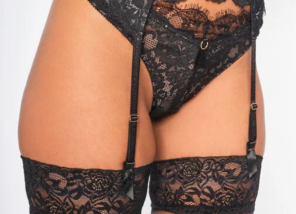 BELOVED SUSPENDER BELT