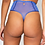 Thumbnail: FIERCELY SEXY HIGH WAISTED THONG - Cobalt