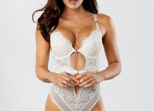 FIERCELY SEXY BODY (white)