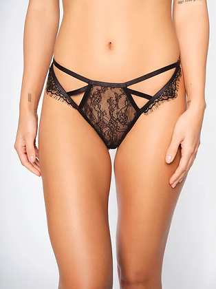 LIMELIGHT CROTCHLESS THONG