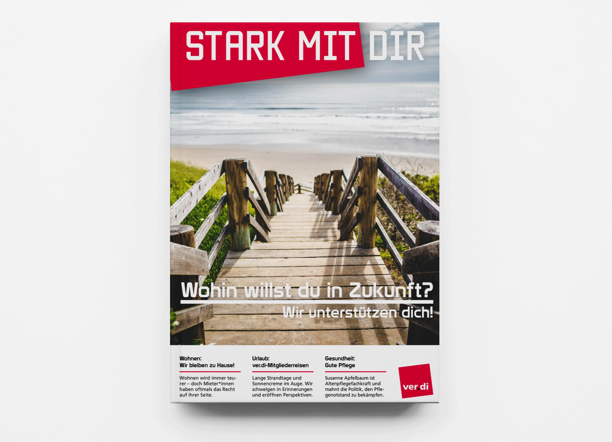 Ver.di - Magazin