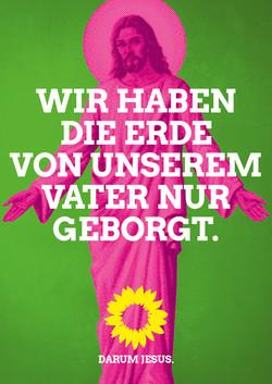 GRUENE  Bundestagswahl