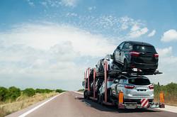 Open Car Carrier