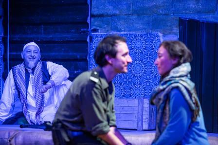 """PANDARUS in """"Troilus und Cressida"""""""