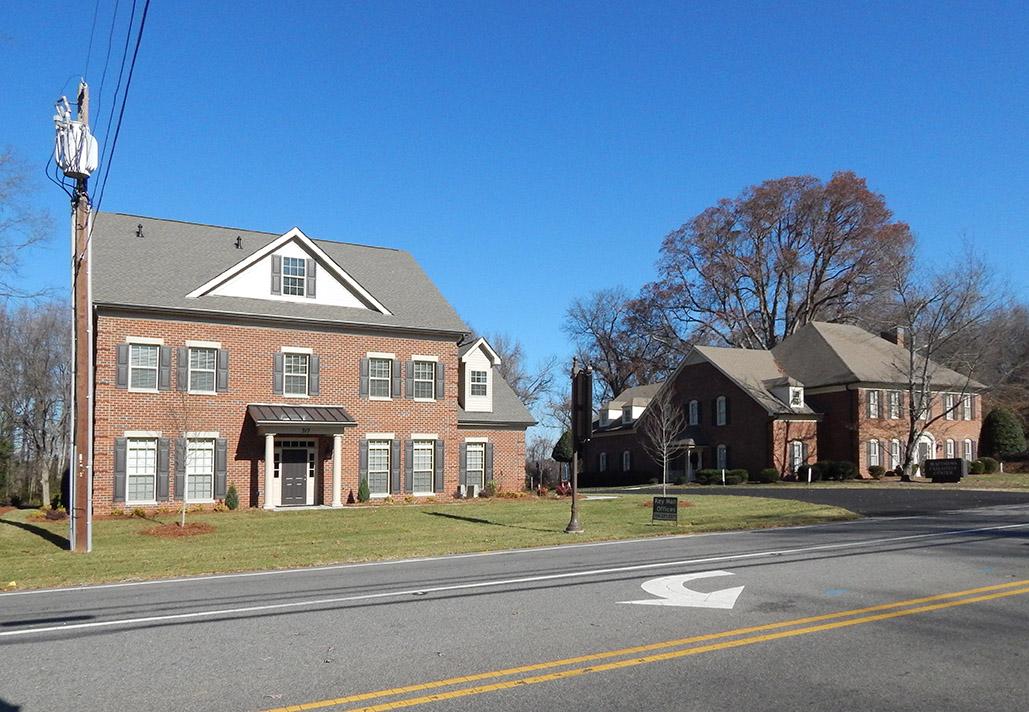 Matthews Executive Center