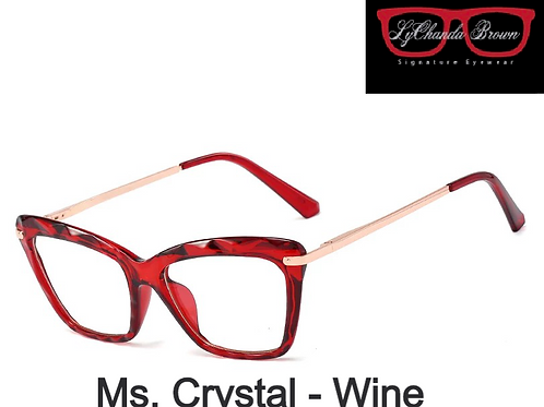 Ms. Crystal