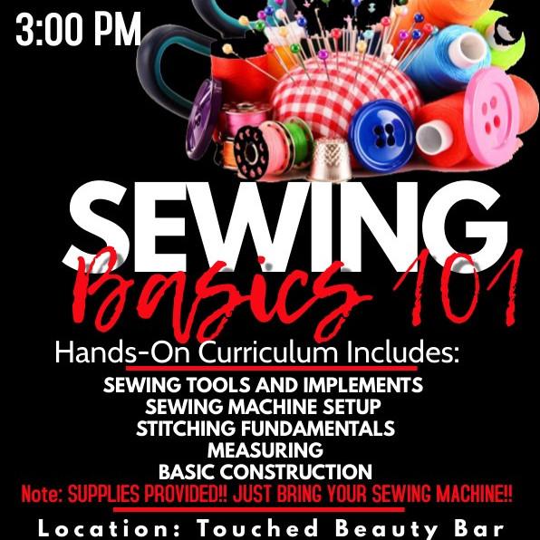 Basic Sewing 101