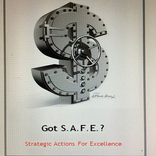 Strategic Actions For Excellence