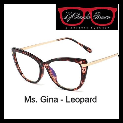 Ms. Gina