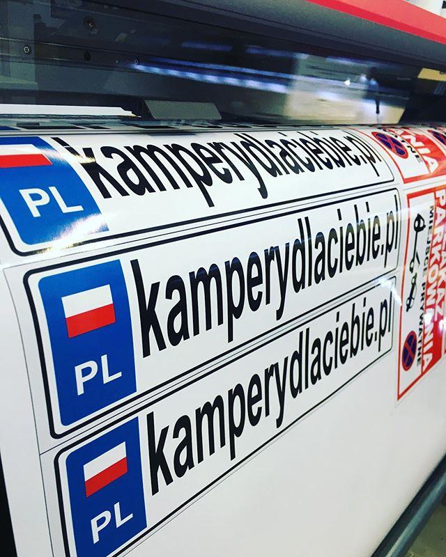 #tabliczki #kamper #kampery