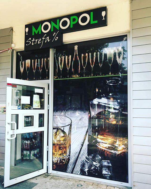 #foliaowv #oklejaniewitryn #monopol