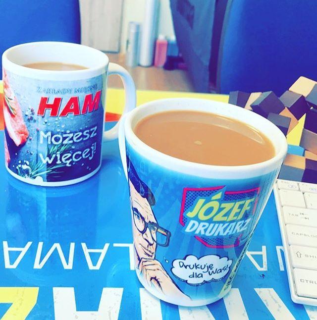 Zamów ulubiony kubek na ulubioną kawę ❤️ #coffe #kawa #kochamkawe #kawawpracyzawszespoko #kawawpracy