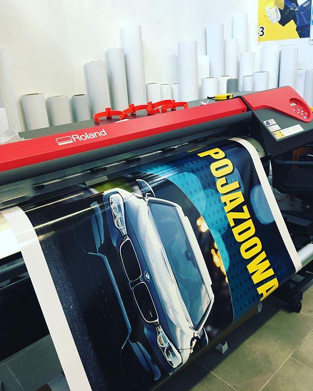 #mechanikapojazdowa #drukarnia #baneryre