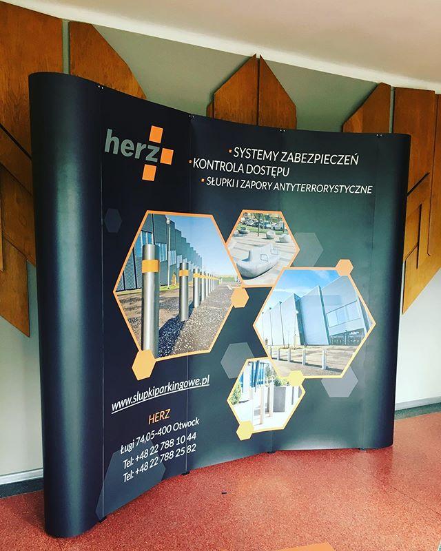 #popup #ścianka #hertz #drukarnia