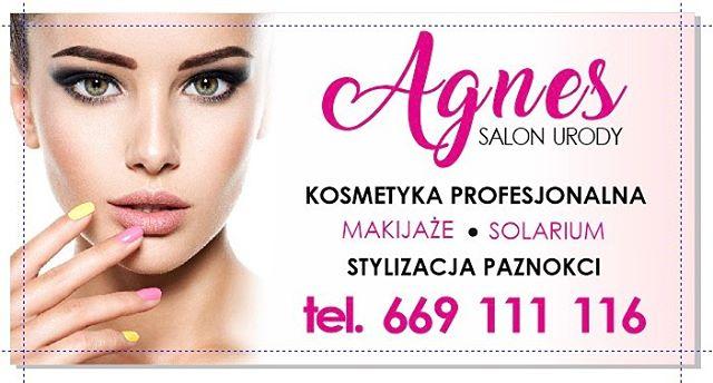Nowy szyld dla salonu Agnes jak się podoba__) #kosmetyka #profesjonalnie #kosmetyki #beuty  #makijaz