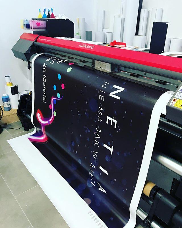 #netia #drukarnia #baneryxxl #reklamy #w