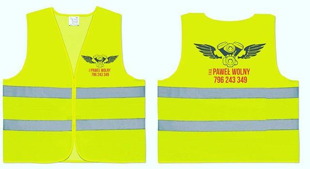 #kamizelkiodblaskowe #dhp #odziezrobocza #work #hardwork #safety #odblask #wysyłka24