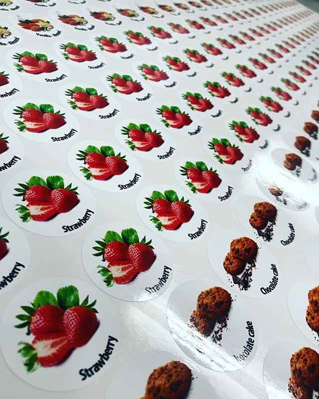 #strawberry #chocolate #naklejki #dowoln