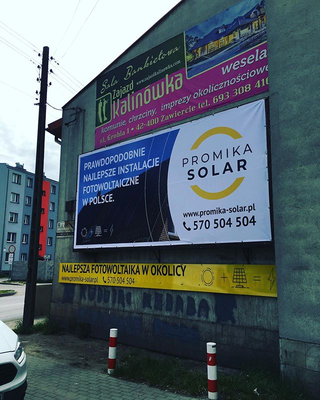 @promika_solar #drukarnia #reklamaxxl